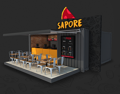 Sapore Pizza Delivery