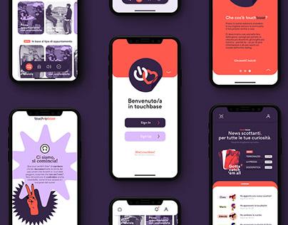 Touchbase | App