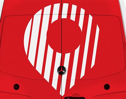 The Choice Transports - Branding by David Almeida ACE