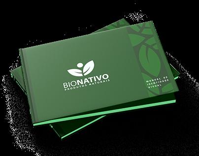 MANUAL DE IDENTIDADE VISUAL BIONATIVO