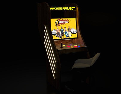 Arcade Machine Project