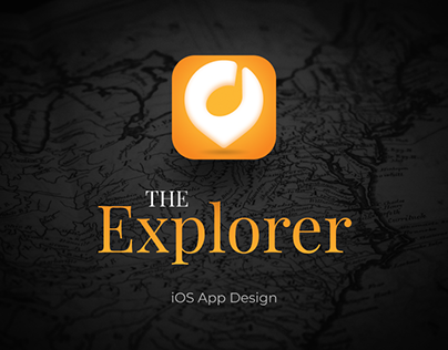 The Explorer — personal pocket guide App | UX/UI Design