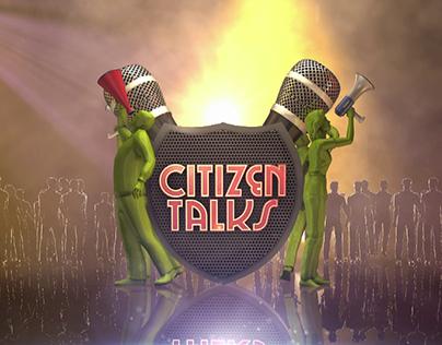 Citizen Talk Show 3D