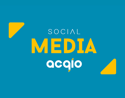 Social Media - Acqio