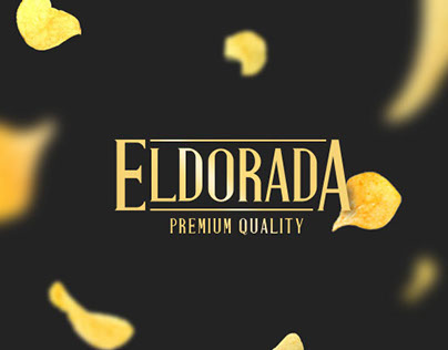 Eldorada - Amica Chips | Brand & Packaging Design |