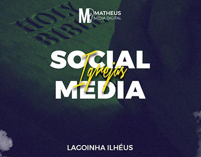 Social Media church (igreja) - Lagoinha Ilhéus