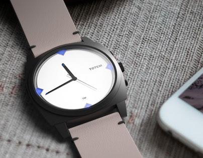 Totem Minimal Smartwatch