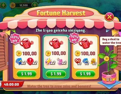 Fortune Harvest