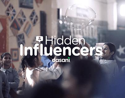 Dasani - Hidden Influencers