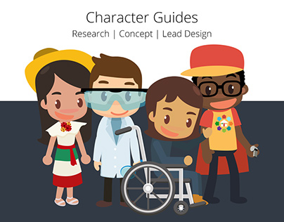 Character Guides
