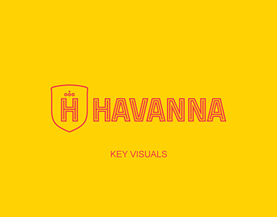 Key Visuals - Havanna