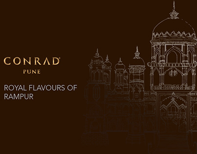 ROYAL FLAVOURS OF RAMPUR - CONRAD PUNE