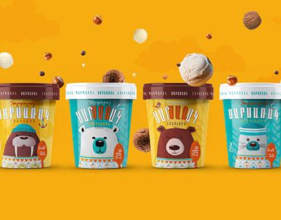 Sarsarak Ice Cream Concept
