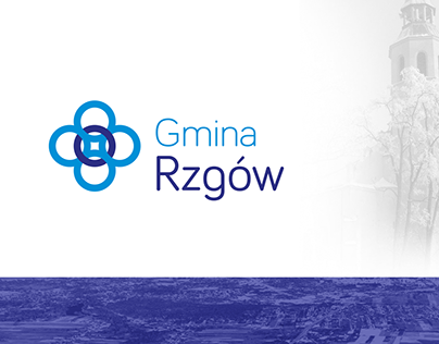 Gmina Rzgów New Logo