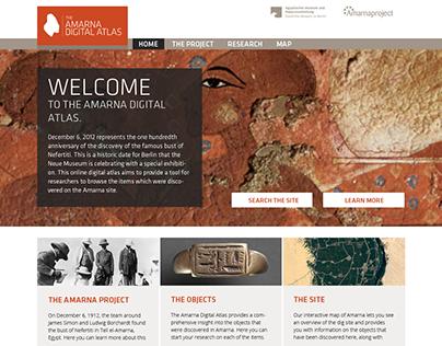 AMARNA digital atlas