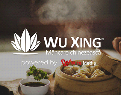 WuXing Chinese Restaurant Visuals