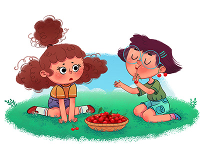 Cherry Girls