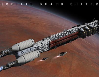 The Orbit Guard Cutter