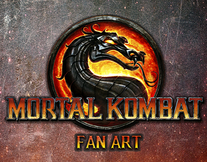 MORTAL KOMBAT-FAN ART