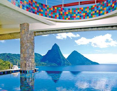 Jade Mountain St.Lucia