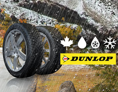 Dunlop – the power of winter tires