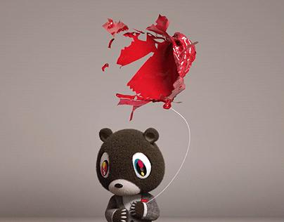 Heartbreak bear