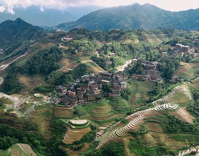 Longji Jinkeng - 龙脊金坑
