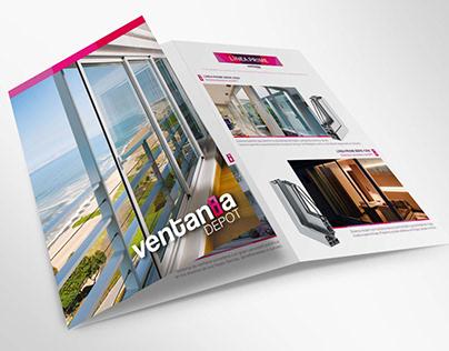Impresión de Brochures - Ventania