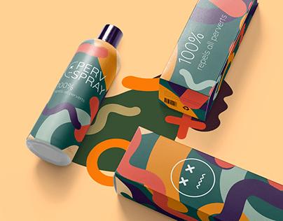 perv spray - concept