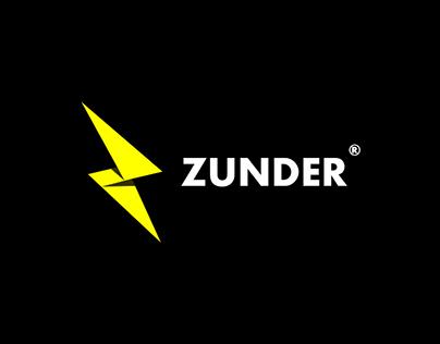 Zunder - Logo