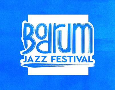 Bodrum Jazz Poster