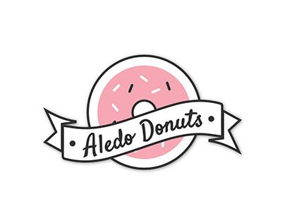 Aledo Donuts | Brand Identity