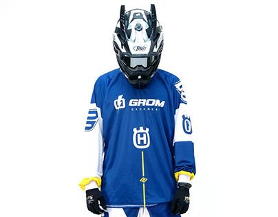 Grom & Hus mx kit