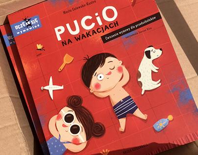 Pucio na wakacjach (4) / book