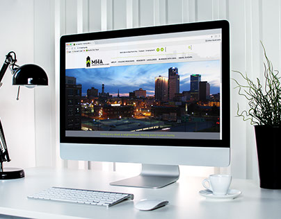Metropolitan Housing Alliance Website