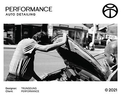 PERFORMANCE | Auto Detailing