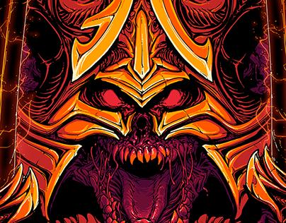 Fnatic Demon Hoodie