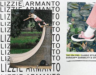 Vans Pro Skate Collection- Lizzie Armanto
