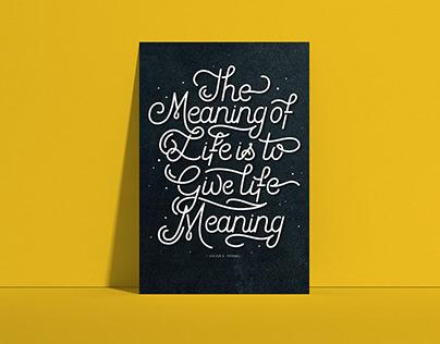 Typo&Lettering 2020