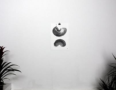 OASE© SHINY BLACK – TWO OPPOSITE STROKES