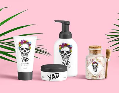 YAD Organics/Logo & Branding