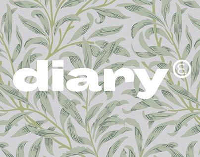 (E) Diary