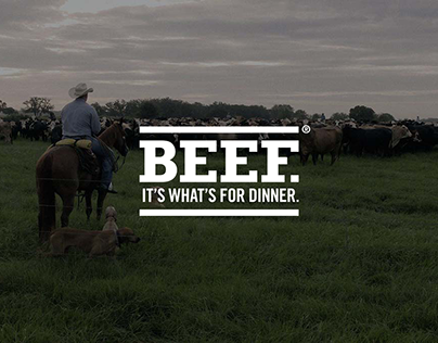 BEEF. Logo Redesign