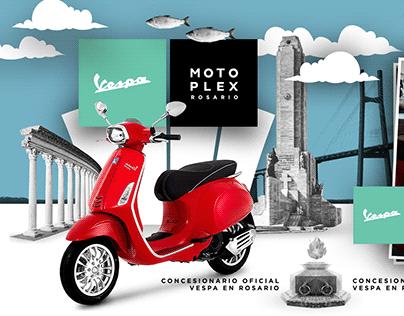 Motoplex Rosario - vespa