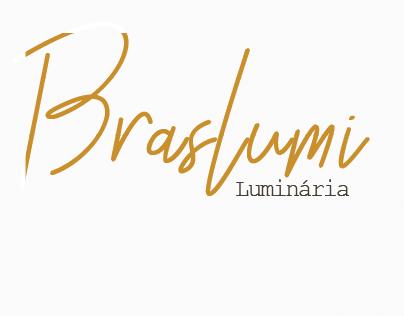 Luminária por toque. #Braslumi