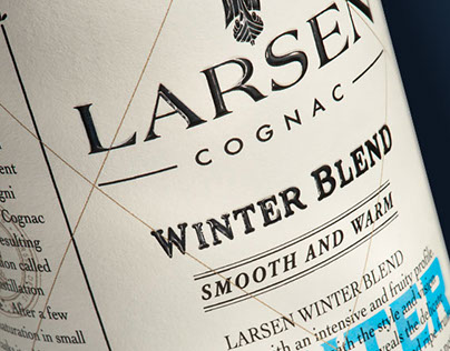 Cognac Larsen - Summer Blend & Winter Blend