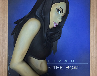 AALIYAH - ROCK THE BOAT 2.5D