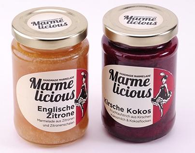 Produkte Fotografie Marmelicious