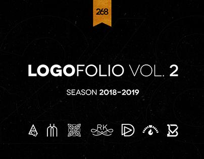 Logofolio Vol. 2 - 2018-2019