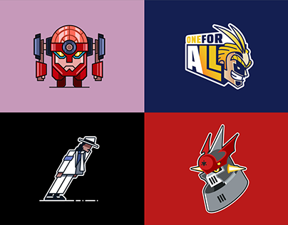 Badge Designs - Collection